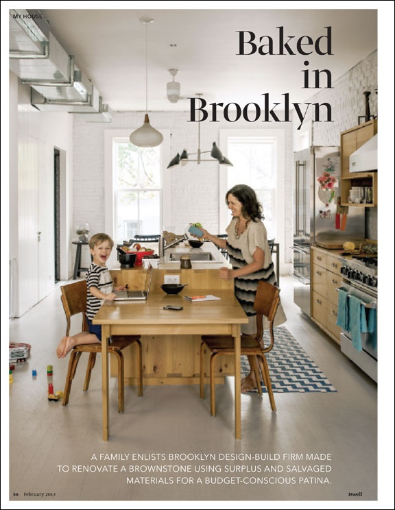 Matthew Williams Baked In Brooklyn For Dwell Magazine