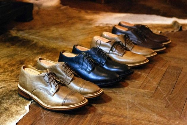 Oak Street Bootmakers Fall 2014