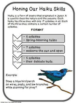 Haiku Poems: Honing Our Haiku Skills