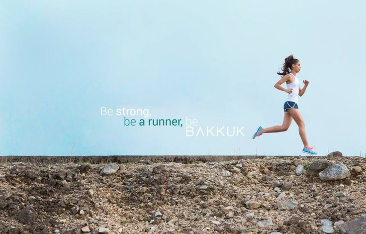 Sé fuerte, sé una corredora, sé BAKKUK. Visita www.bakkuk.com | Be strong, be a runner, be BAKKUK. Visit www.bakkuk.com