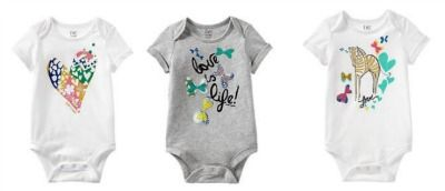 DVF for babyGap bodysuits