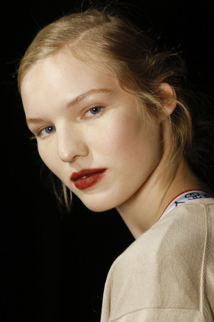Erdem Fall 2016 Ready-to-Wear Fashion Show Beauty