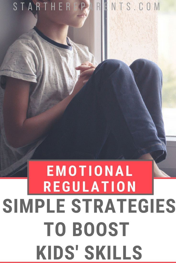 Emotional Regulation For Kids With Adhd >> Boost Emotional Regulation Now With 8 Simple Strategies For Your