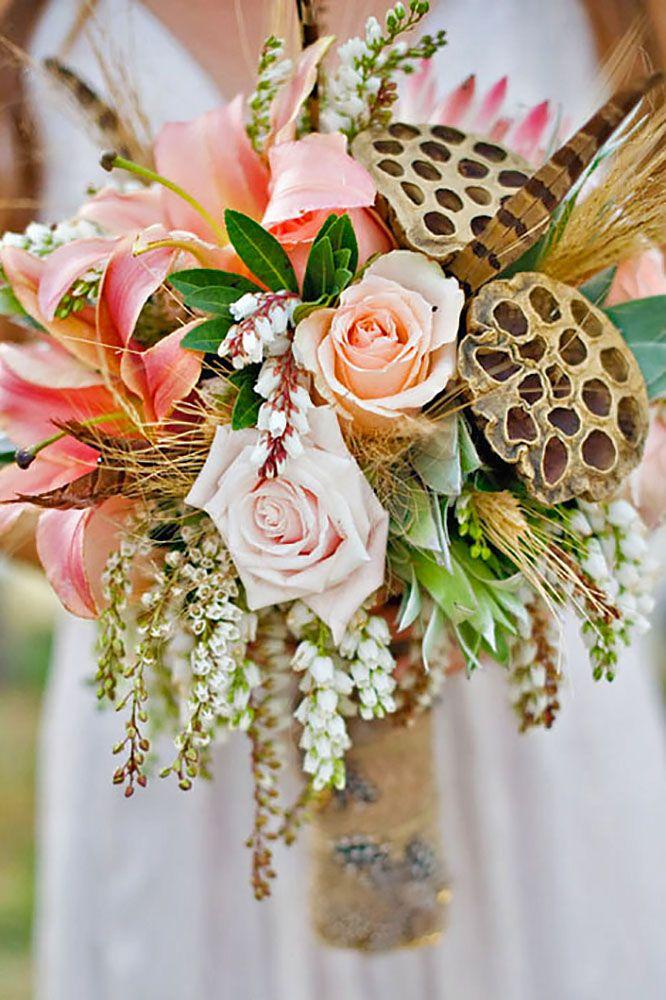 fall wedding bouquets 3