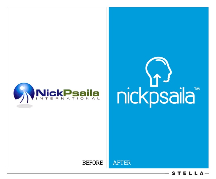 Nick Psaila before & after