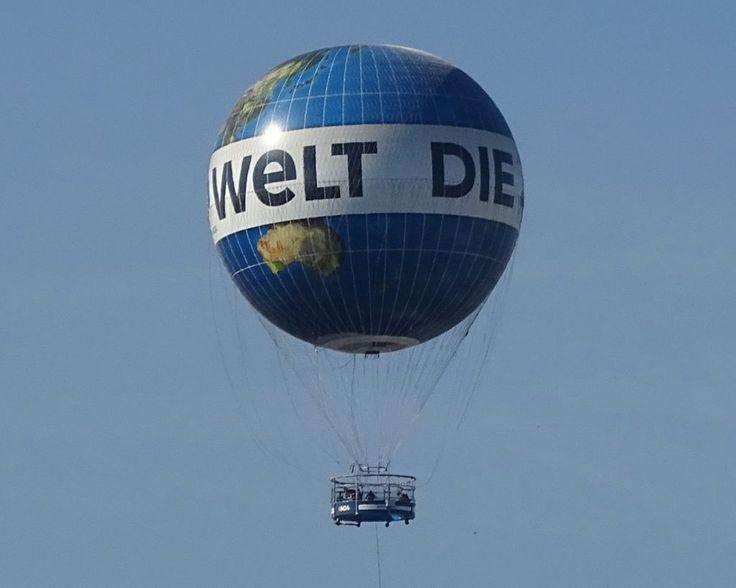 Der Fesselballon. Die Fesselballons. Die Fesselballone.  Ein Fesselballon ist ein Gasballon, der von einem Seil gehalten wird.