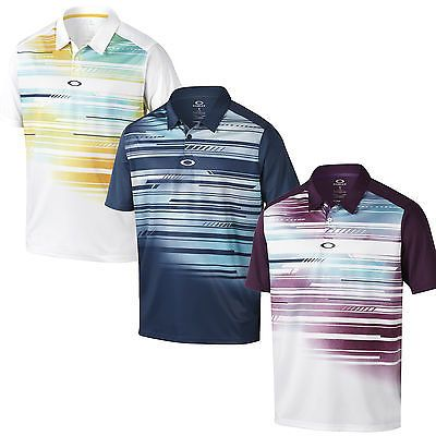 Shirts Tops and Sweaters 181138: New Oakley Golf 2016 Provoking Polo Bubba Watson 433570 -> BUY IT NOW ONLY: $37.95 on eBay!