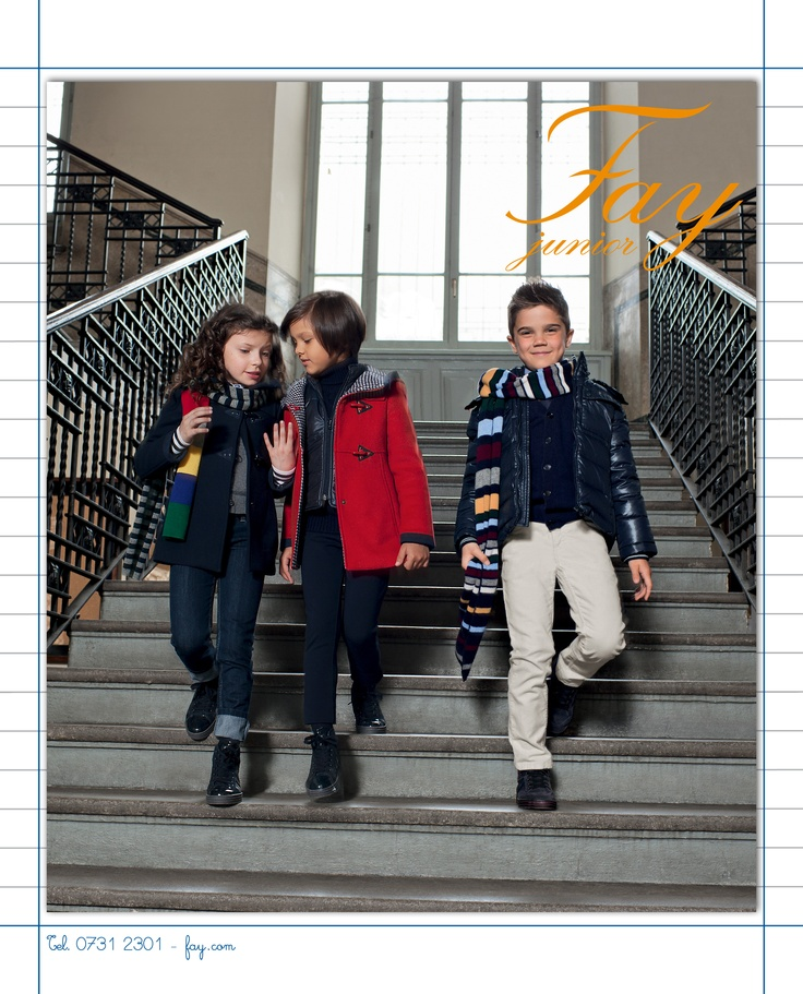 Fall-Winter 2012/13 Junior Collection