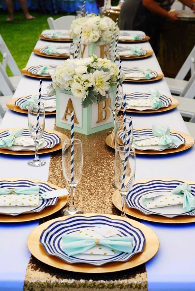 302 best safari theme baby shower and gifts images on pinterest baby shower flowers mint gold and navy negle Image collections