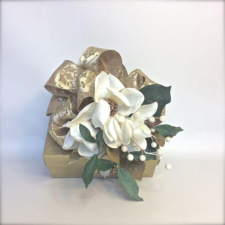 Ready To Go Gift Box Gift Ideas Birthday Gift Box Sophisticated Gift Box Gift Box, Gift Ideas, Pre-wrapped Gift Box, Wedding Gift Box, by WrapsodyandInk on Etsy