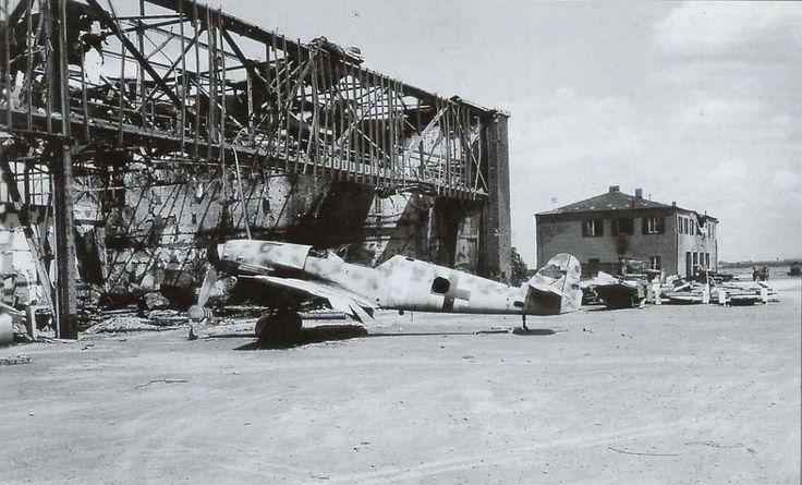 """Bf-109 К 4 из NJG11 """"белая 5"""""""