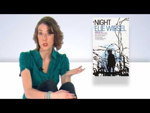 elie wiesel s night analysis Night by elie wiesel is a true story of the author's childhood that's dominated by fear and anger he is the main character and narrator of the book the book is of the occurrences of his family and h.