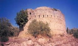 The Koules in Kompoti (Turkish outposts)/ Οι Κούλιες στο Κομπότι (τούρκικα φυλάκια)