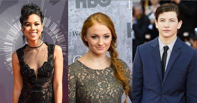 X-MEN APOCALYPSE Casts Alexandra Shipp, Sophie Turner, Tye Sheridan