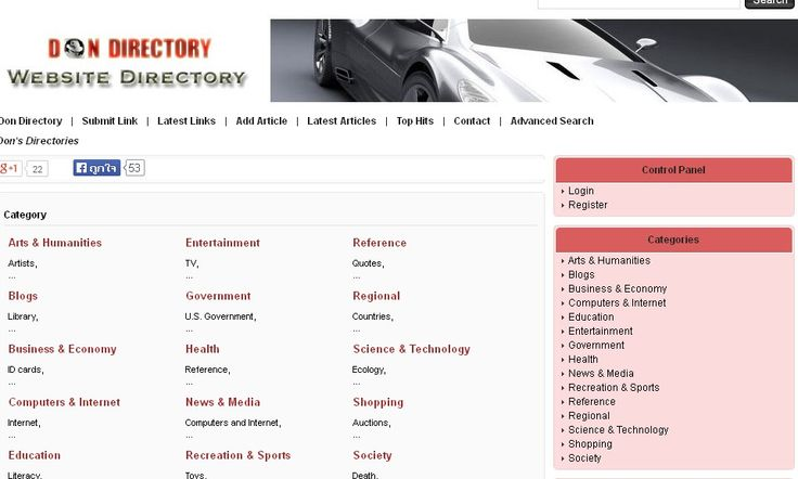 Don's Premium Web Directory http://www.dondirectory.com/