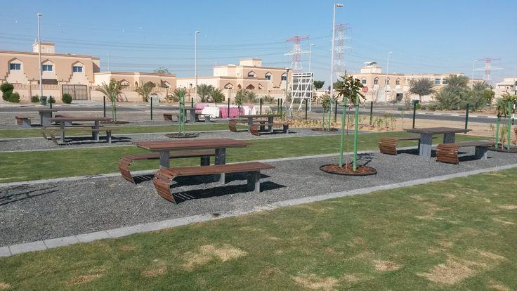 Onze Contour picknick sets voor de openbare en semi-openbare ruimtes. Fraai design, net even anders.