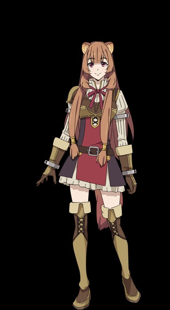 The Rising Of The Shield Hero Anime Characters Otaku Anime Hero
