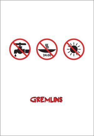 グレムリンの禁止事項