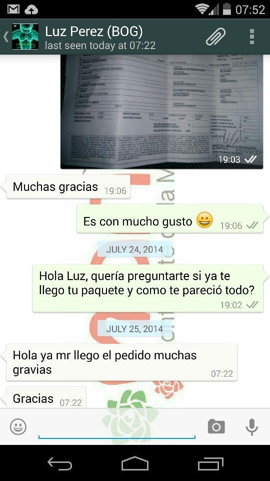 Luz Perez - Bogota