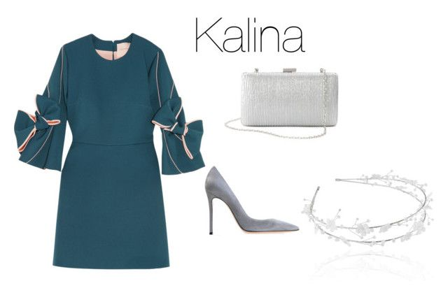 """Kalina elegancki"" by patsythehunter on Polyvore featuring moda, Roksanda, Gianvito Rossi, La Regale i Linni Lavrova"