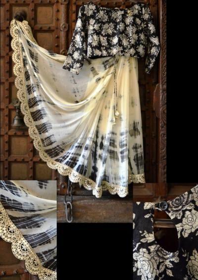 tie dye, modern, black and white, edgy,,Ridhi Bansal