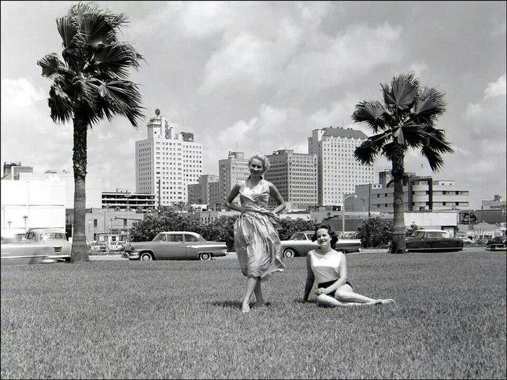 Corpus Christi in the 50's