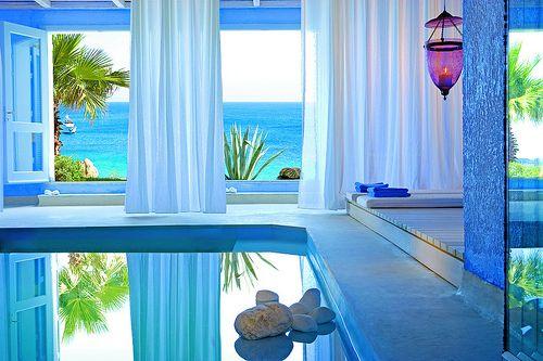 Luna Blu Suite, Private Indoor Pool
