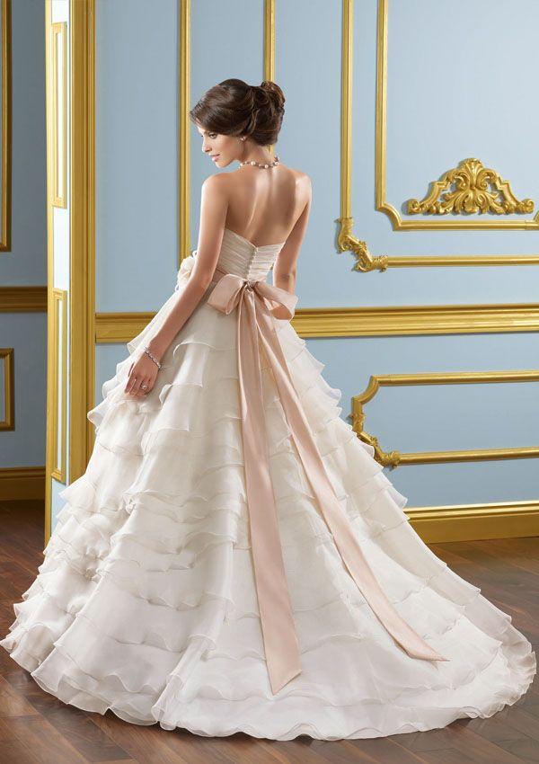 162 best Wedding Dress Sashes / Beaded Belts images on Pinterest ...