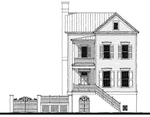 17 best images about home plans on pinterest farmhouse for Historic southern house plans