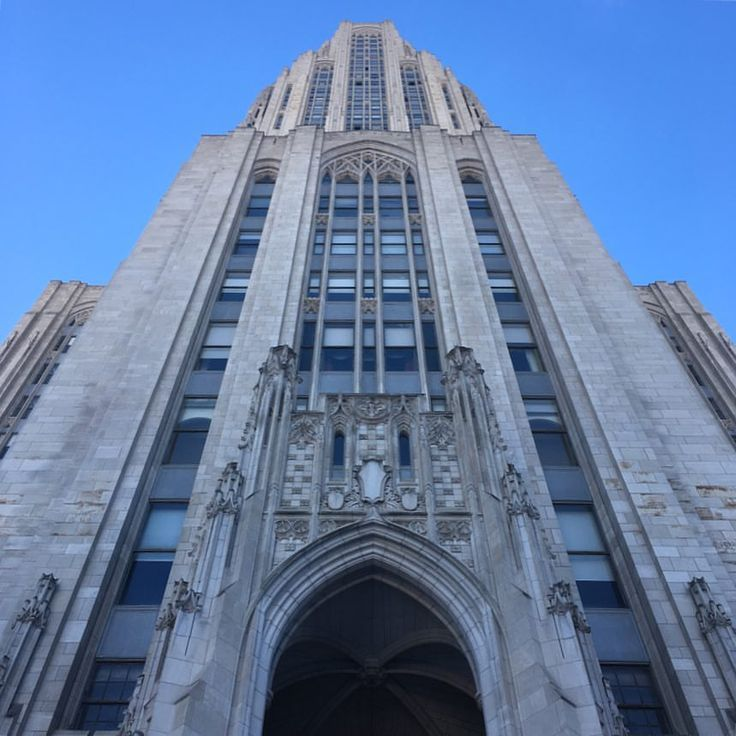 Cathedral of Learning, Pittsburgh, Pennsylvania. #CathedralOfLearning #UniversityOfPittsburgh #Pitt #Pittsburgh #Pennsylvania #PA #CharlesKlauder #Gothic #GothicArchitecture #AmericanGothic #SteelCity #CityOfBridges #university #architecture #travel #city #ArchitecturePhotography #TravelPhotography #CityPhotography