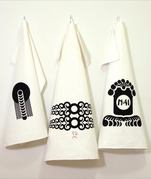 Helsinki Remade hand-printed vintage textiles