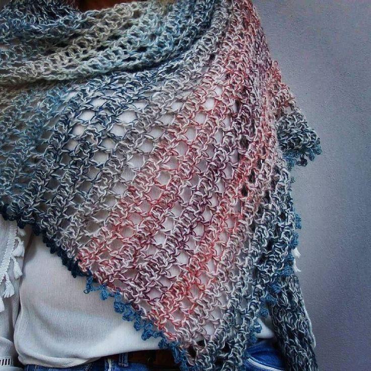 shawl #handmadegifts  #handmade  #shawl #scarf