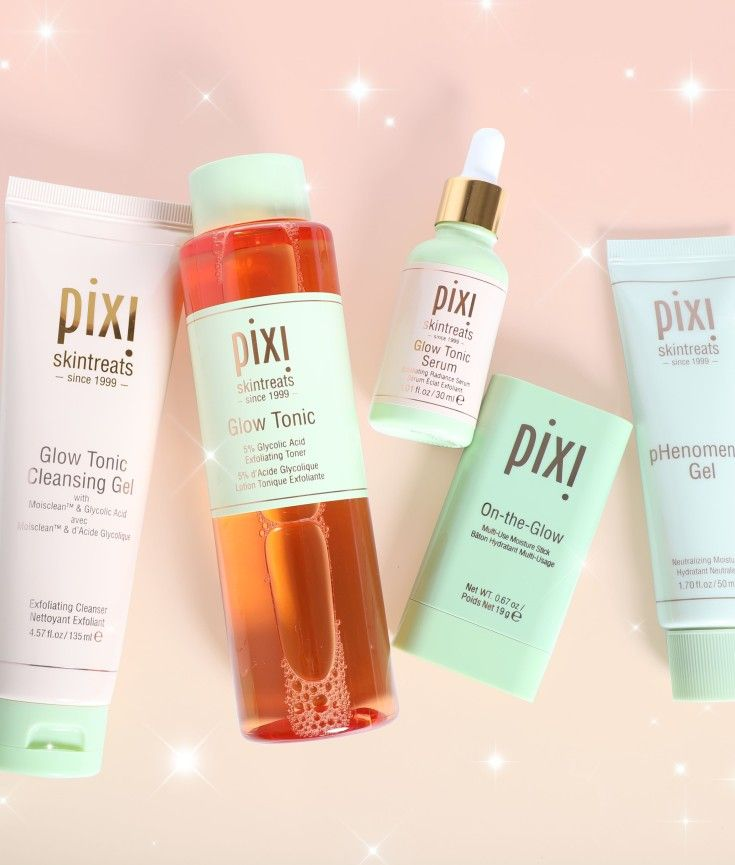 NEW 5 Simple Steps to Your Ultimate Glow | Pixibeauty Blog