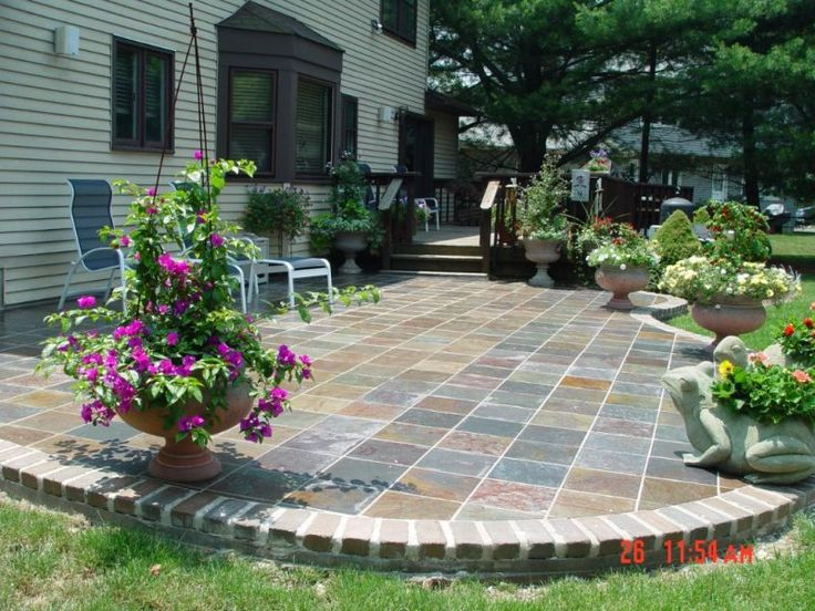 We are a leading Patio Installation Company in New Jersey. Patios include:  Stone, Stamped Concrete, Raised Patio, Paver Brick Patio, Flagstone &  Repair. - 25+ Best Ideas About Paver Installation On Pinterest Pergola