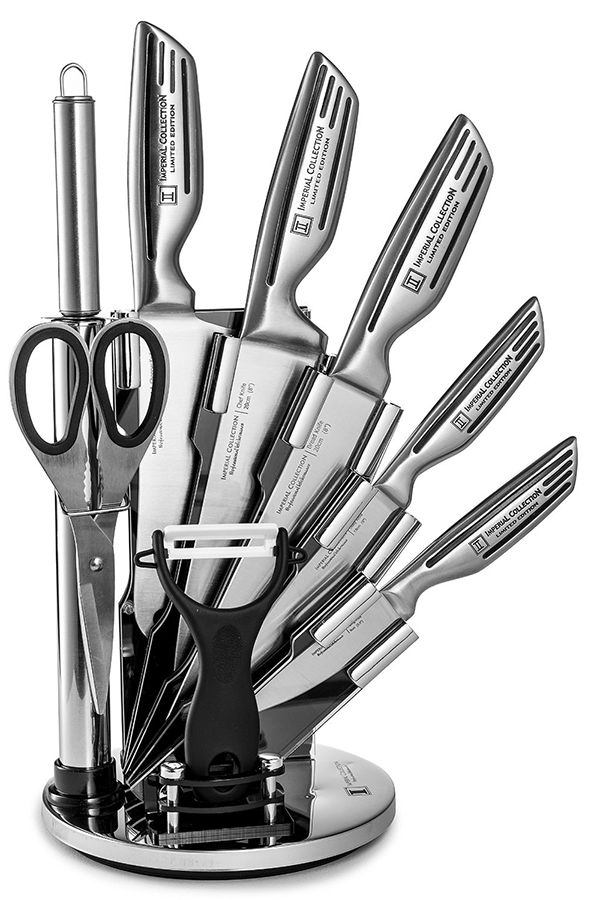 1000 ideas about stainless steel knife set on pinterest chef knife set stainless steel. Black Bedroom Furniture Sets. Home Design Ideas