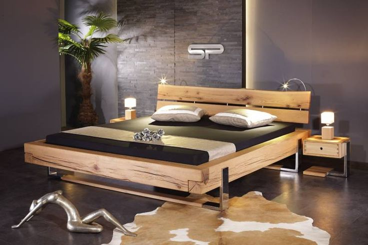 holz bett design - Google Search Furniture - Indoor Pinterest - dream massivholzbett ign design