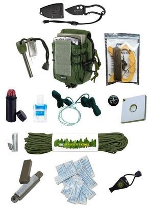 The Survival Store s Small Ultimate Survival Kit