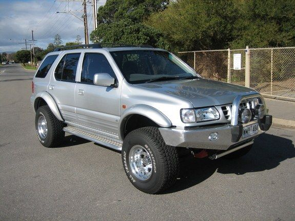 Image Result For Isuzu Rodeo Vehicles Rodeo Suv Car