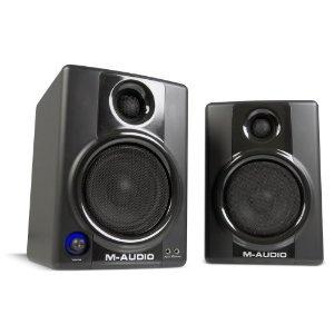 M-Audio Studiophile AV40 Powered Monitor Speakers (Latest Version)
