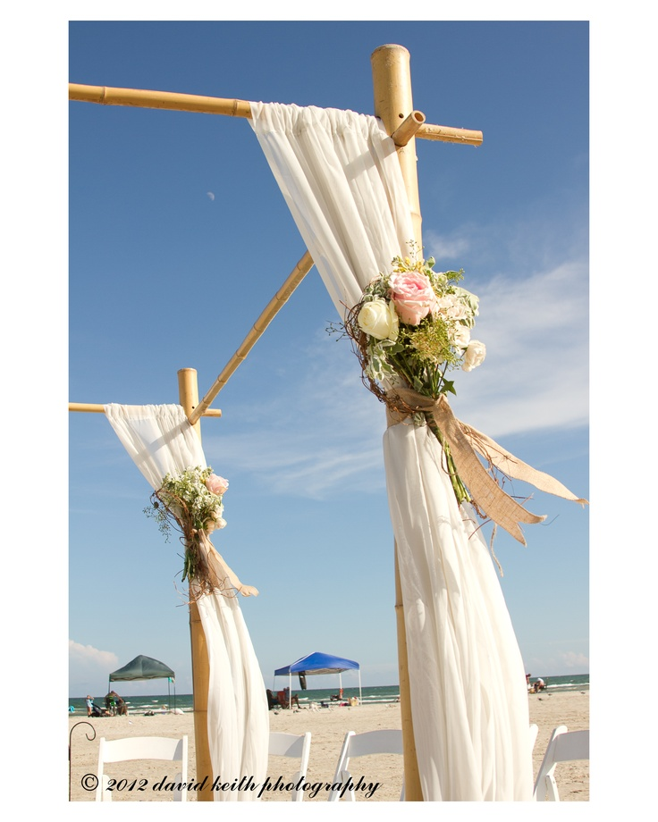 Bamboo Wedding Altar: 13 Best Bamboo Wedding Arches Images On Pinterest