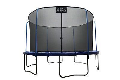 UPBO-UBSF0215-????KYTRIC????15 FT. Trampoline with Top Ring Enclosure System eq