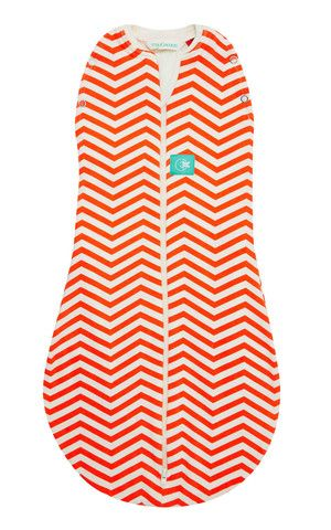 Baby Sleeping Bag & Swaddle - TOG 0.2 Chevron Coral – Baby Luno