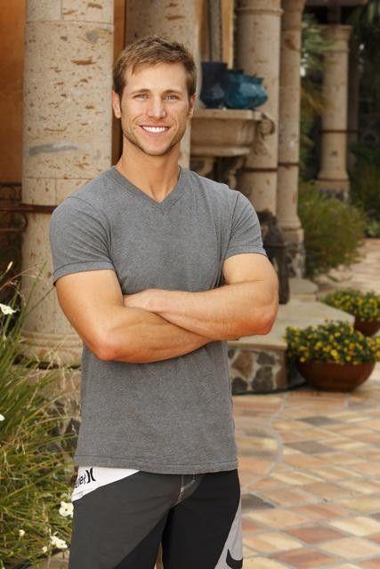 Jake Pavelka of Bachelor Pad, Season 2