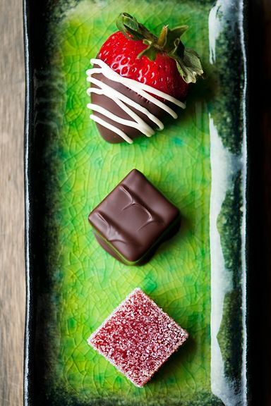 strawberry pate de fruits recipe