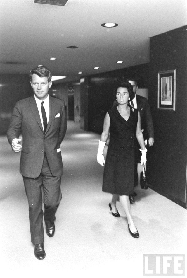 afable greeting( United States Attorney General Mr~~Robert Francis Kennedy (November 20, 1925 – June 6, 1968),and his wife Mrs Ethel Skakel  Kennedy (born April 11, 1928) is an American socialite. She is also the widow of Senator Robert F. Kennedy and a prominent member of the Kennedy family ❤❤❤ ❤❤❤❤❤❤❤  http://en.wikipedia.org/wiki/Robert_F._Kennedy    http://en.wikipedia.org/wiki/Ethel_Kennedy