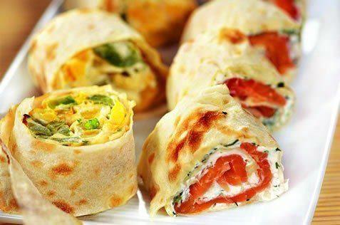 20 начинок для рулета из лаваша #great fillings for pita bread