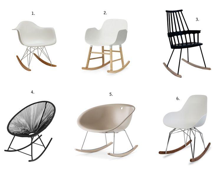 Op zoek naar een mooie schommelstoel voor je woonkamer, slaapkamer, kinderkamer of leeshoek? Klik hier en bekijk de 5 mooiste schommelstoelen!