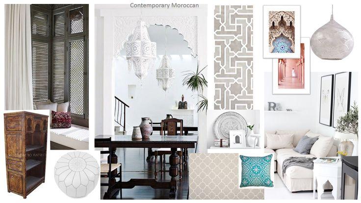 Hello moroccan style contemporary moroccan concept for Inspiration concept interior design llc