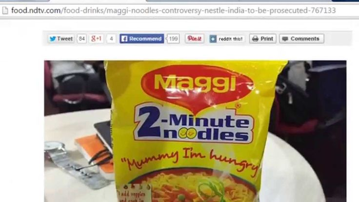 The Truth about Maggi - Is Maggi Bad for Health