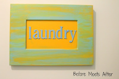 Before Meets After: Cheap Wall Art: DIY laundry signCrafts Ideas, Diy Crafts, Laundry Signcould, Diy Laundry, Laundry Rooms, Laundry Room Signs, Diy Signs, Cheap Wall Art, Laundry Signs